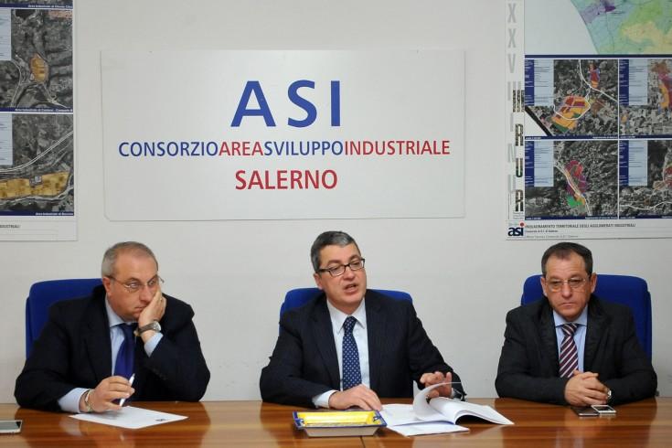 """Il sogno dell'Asi: """"Polo fieristico nella zona industriale di Salerno"""" - aSalerno.it"""