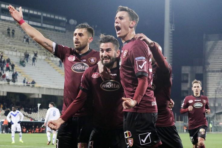 Tre acuti della Salernitana salvano la panchina a Torrente - aSalerno.it