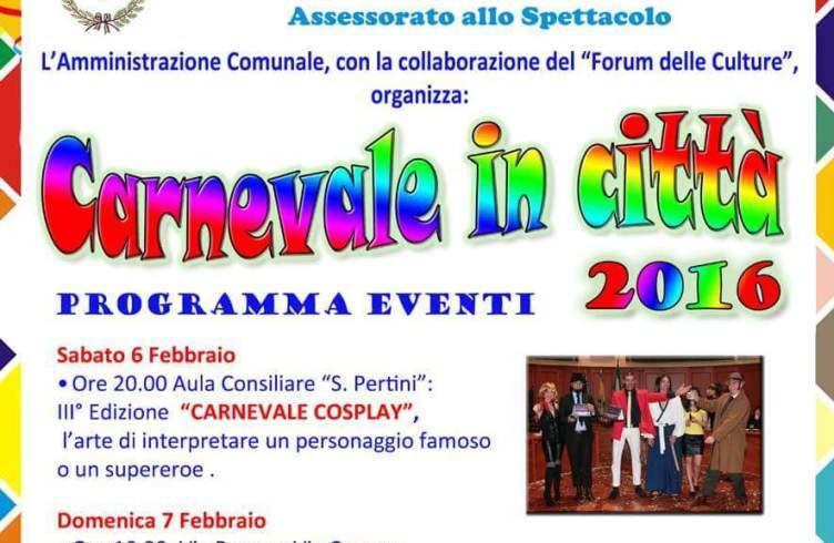 """""""Carnevale in città"""": Bellizzi festeggia con parate e sfilate - aSalerno.it"""