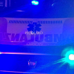 ambulanza sera notte