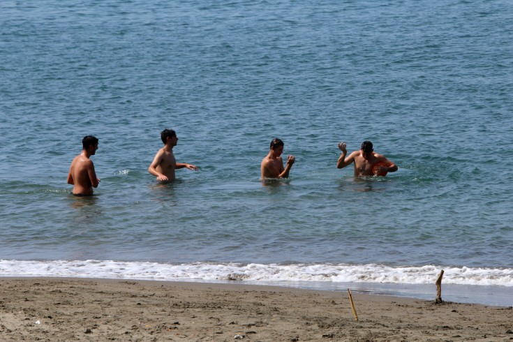 """L'Arpac promuove il mare salernitano: """"è balneabile"""" - aSalerno.it"""