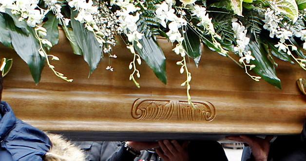 Curteri, travolge con l'auto la bara e parenti nel corteo funebre - aSalerno.it
