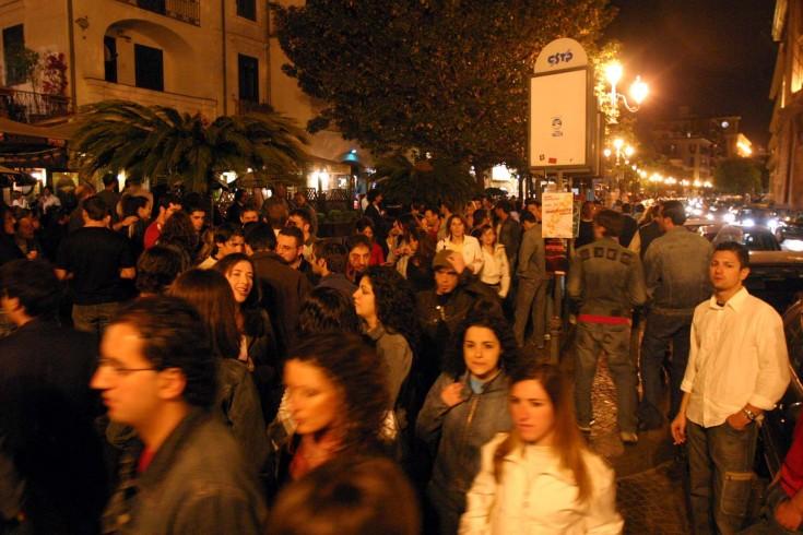 Musica oltre orario consentito nel centro storico, due bar sanzionati - aSalerno.it