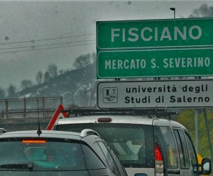 svincolo fisciano mercato san severino autostrada università