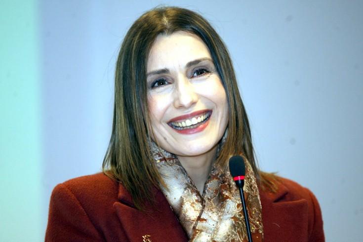 L'attrice Claudia Koll ospite al primo ritiro carismatico in Cilento - aSalerno.it