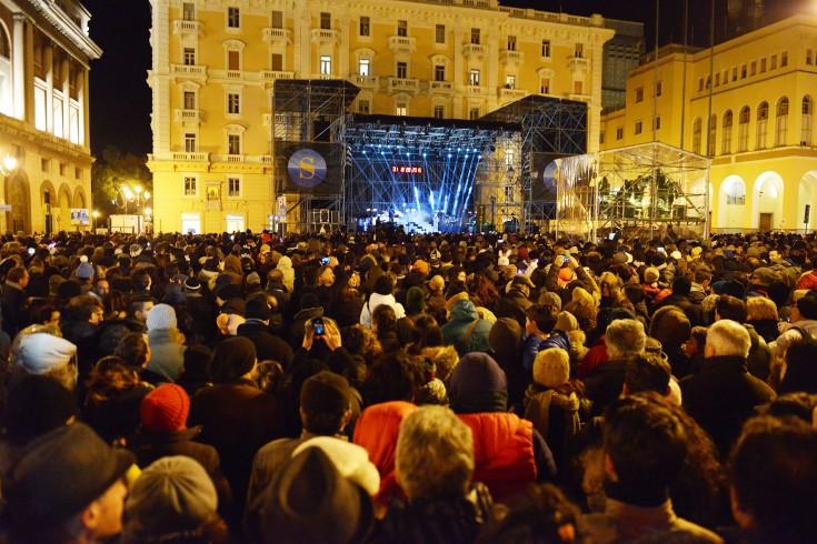 Capodanno in Piazza, il palco è di Antonello Venditti - aSalerno.it