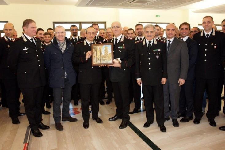 Pagani, intitolata una strada alla memoria del Generale dei Carabinieri Niglio - aSalerno.it