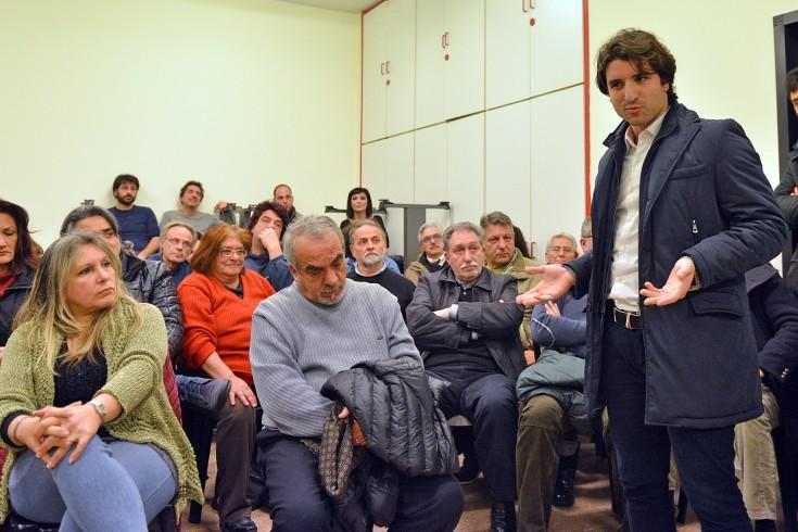 Notte bianca un flop. L'esclamazione del consigliere Dante Santoro - aSalerno.it