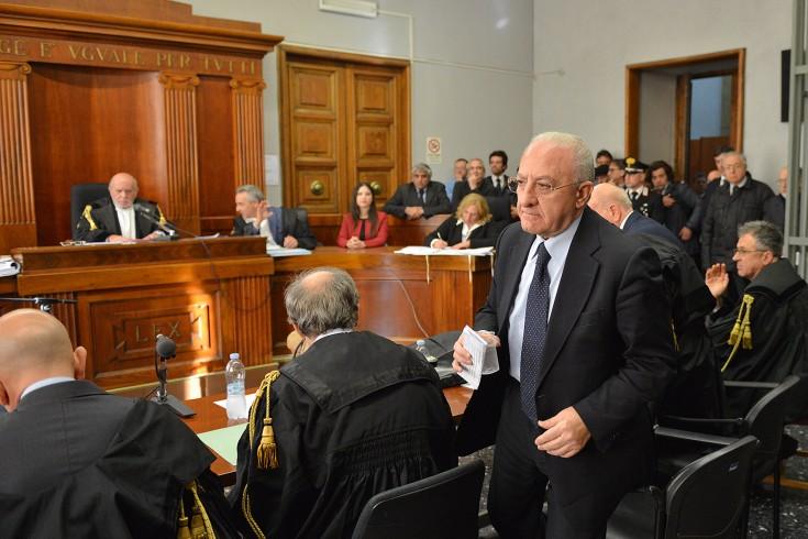 Processo Termovalorizzatore, oggi pomeriggio la sentenza per De Luca - aSalerno.it