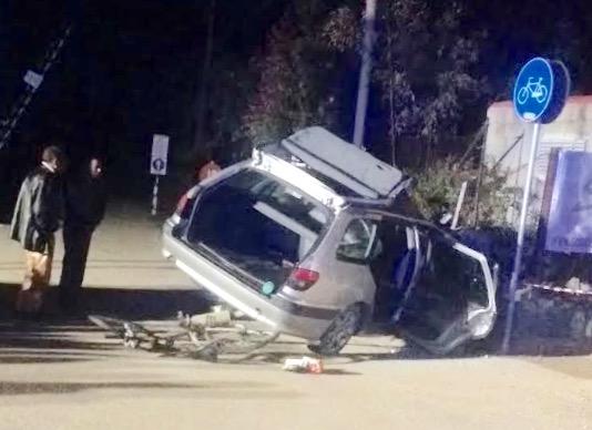 FOTO – Battipaglia, spaventoso incidente stradale - aSalerno.it
