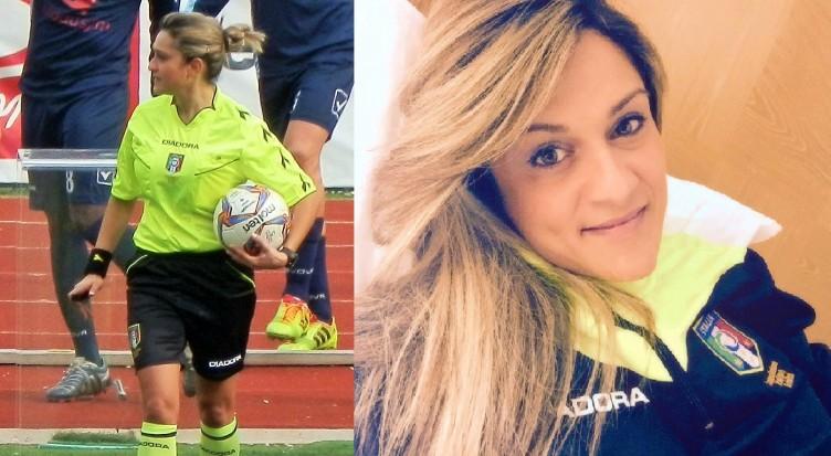 Maria Marotta di San Giovanni a Piro diventa arbitro internazionale Fifa - aSalerno.it