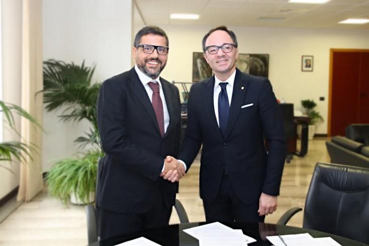 Firmato il protocollo d'intesa fra Unisa e il consolato russo - aSalerno.it