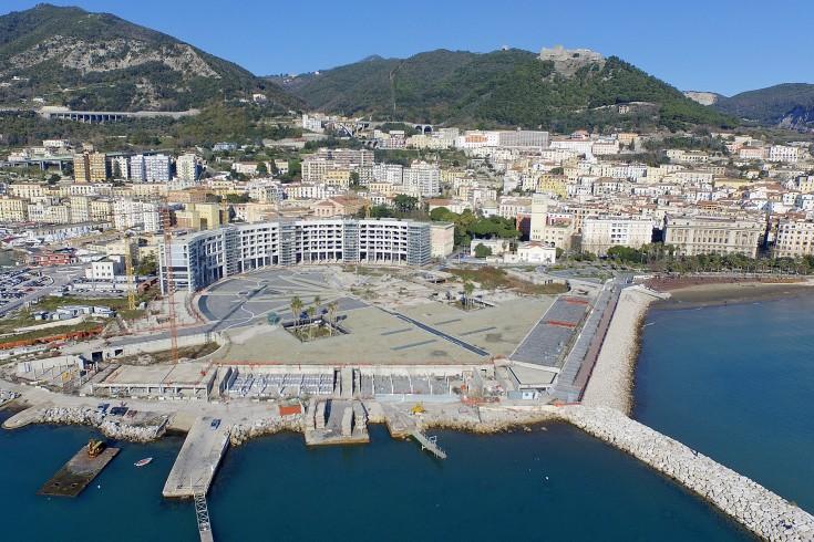 Piazza della Libertà, nuovo passo: inaugurazione per San Matteo? - aSalerno.it