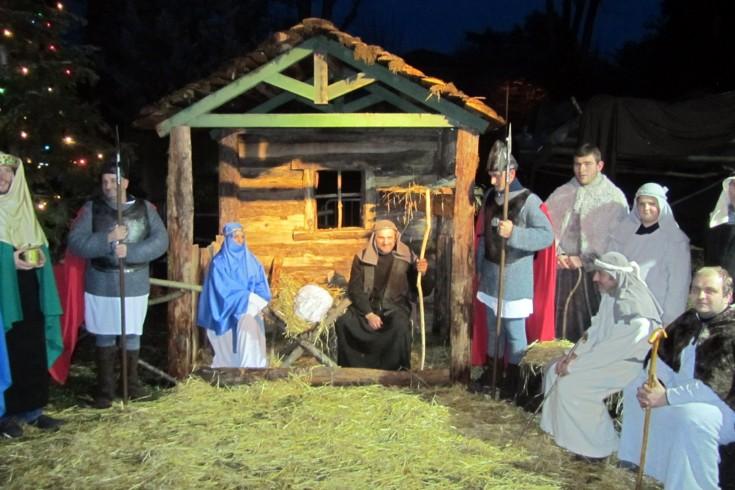 Giffoni Valle Piana, Presepe Vivente, tra fede, cultura e tradizioni - aSalerno.it