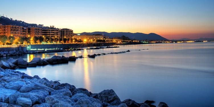 Rai due accende i riflettori su Salerno e le Luci d'Artista - aSalerno.it