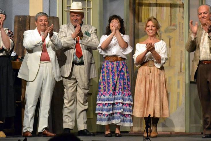 """""""Don Pascà passa a vacca"""" al Teatro Arbostella: successo di pubblico - aSalerno.it"""
