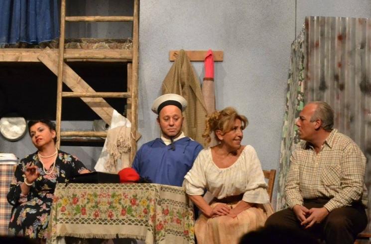 """In scena al Teatro Arbostella """"Don Pascà passa a' vacca"""" - aSalerno.it"""