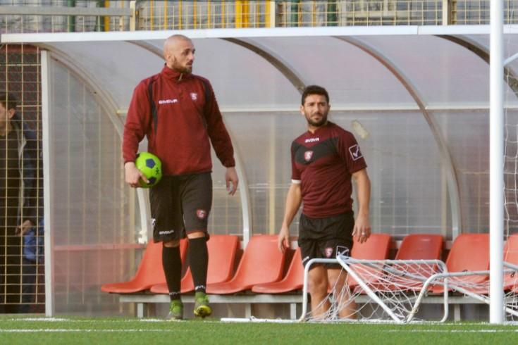 Zito rientra in gruppo, Tuia in borghese - aSalerno.it
