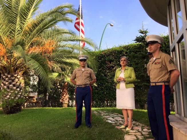 Il Console degli Stati Uniti d'America in visita a Salerno - aSalerno.it