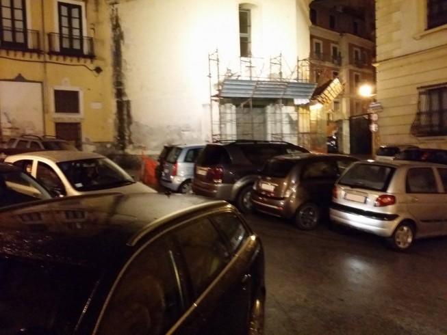 """Sosta """"selvaggia"""", ingorghi da incubo nel centro storico - aSalerno.it"""