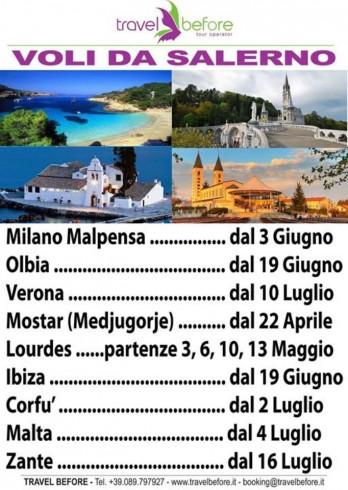 Costa d'Amalfi: ufficiali le date e i prezzi dei primi voli - aSalerno.it