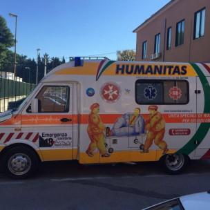 ambulanza bariatrica