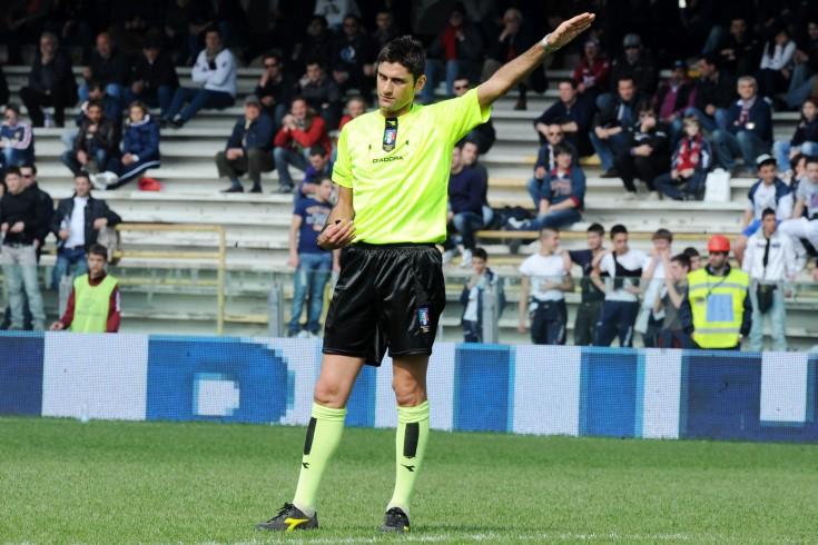 Eugenio Abbattista arbitrerà Salernitana – Virtus Entella - aSalerno.it