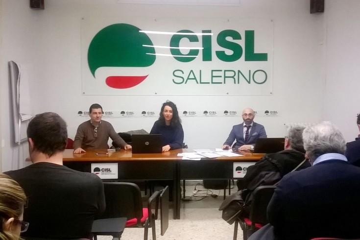 """Cisl, presentato il """"Programma Ricollocami"""" - aSalerno.it"""