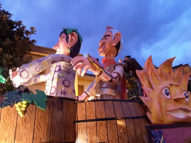Tutto pronto per il Gran Carnevale di Baronissi - aSalerno.it