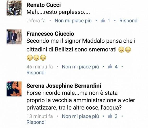 Bellizzi, Maddalo attacca il sindaco Volpe e i cittadini rispondono - aSalerno.it