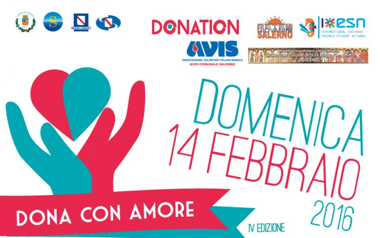 """Ritorna """"Dona con Amore"""", coinvolti anche i giovani dell'Erasmus - aSalerno.it"""