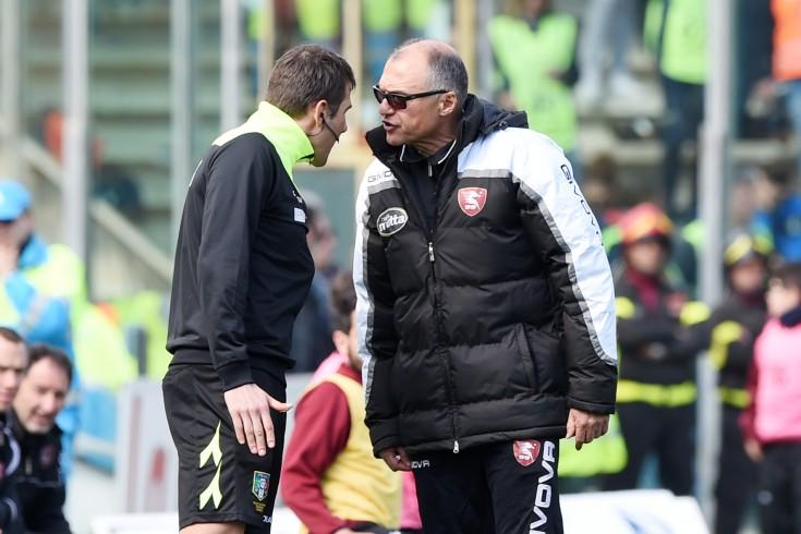 """Menichini amareggiato: """"Dispiace aver perso i tre punti"""" - aSalerno.it"""