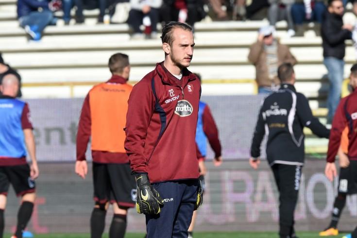 Il portiere Antonio Rosti non è un tesserato granata - aSalerno.it
