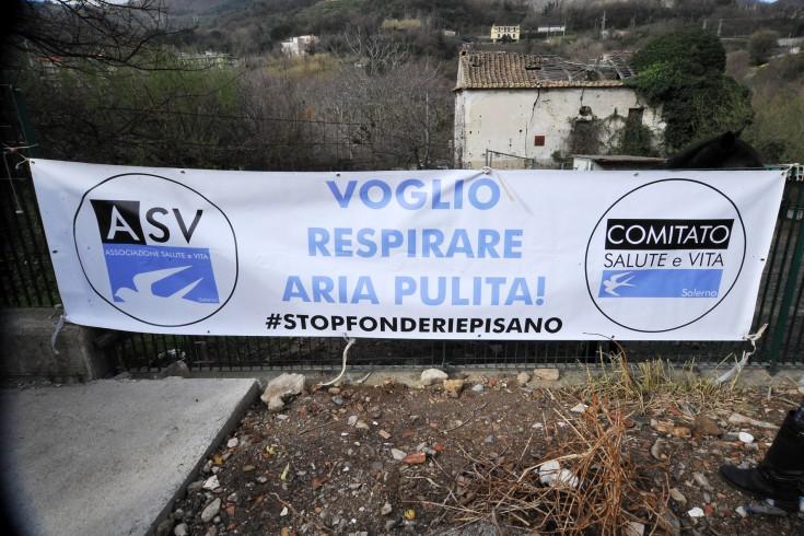Fonderie Pisano, il Comitato Salute e Vita indice assemblea pubblica a Fratte - aSalerno.it