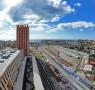 07 03 2014  Salerno Inaugurazione prime quattro palazzine della Cittadella Giudiziaria