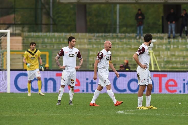 """La Salernitana affonda al """"Liberati"""" di Terni: 4-0 il finale - aSalerno.it"""