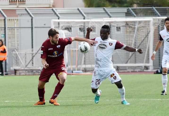 Finisce 0-0 il primo tempo di Trapani-Salernitana - aSalerno.it