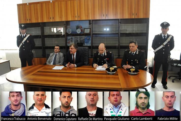Droga dai paesi vesuviani al Salernitano, ecco gli arrestati - aSalerno.it