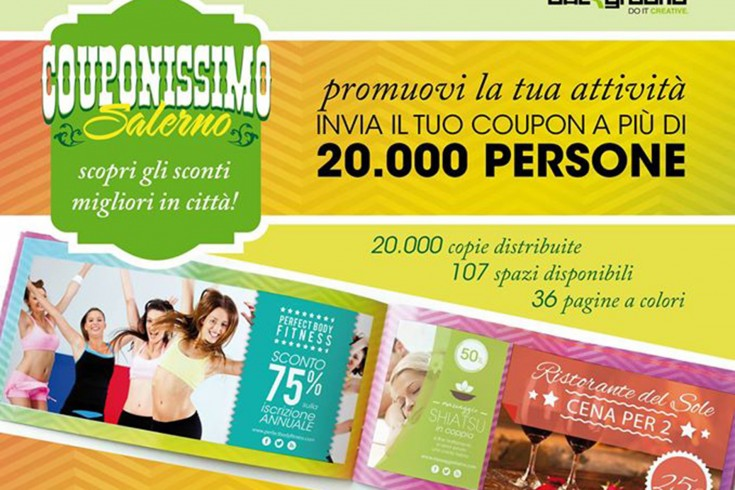 """Arriva a Salerno """"Couponissimo"""" un nuovo modo di fare shopping - aSalerno.it"""