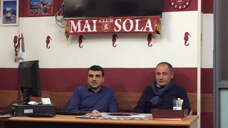 """Il club """"Mai sola Salernitana"""" promuove l'iniziativa di """"Smaisoli"""" - aSalerno.it"""