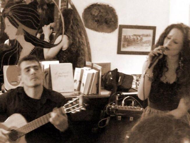 """Musica al """"LuNa Vegana"""" , sul palco Gaia Bassi e Paolo Molinari - aSalerno.it"""