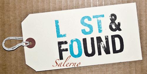 Oggetti smarriti a Salerno, nasce una pagina su Facebook per ritrovarli - aSalerno.it