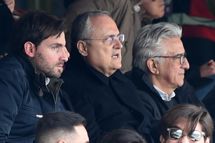 """Lotito risponde allo striscione: """"Ho speso 15 milioni di euro, altro che indegno"""" - aSalerno.it"""