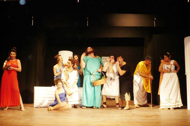 Gli Extravagantes rivivono i ''Menecmi'' di Plauto al Teatro Arbostella - aSalerno.it