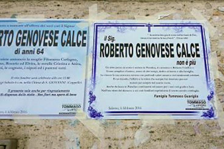 Il Rione Carmine piange la scomparsa di Roberto l'orefice - aSalerno.it