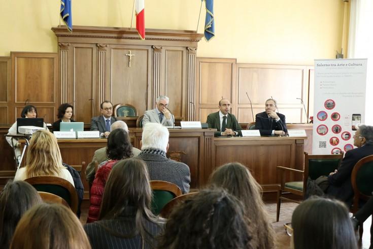 Presentata l'app dei Musei Provinciali di Salerno - aSalerno.it