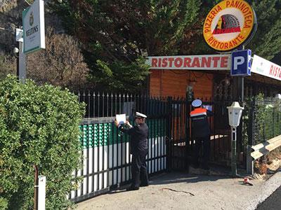 La Guardia Costiera sequestra una struttura turistica in Cilento - aSalerno.it