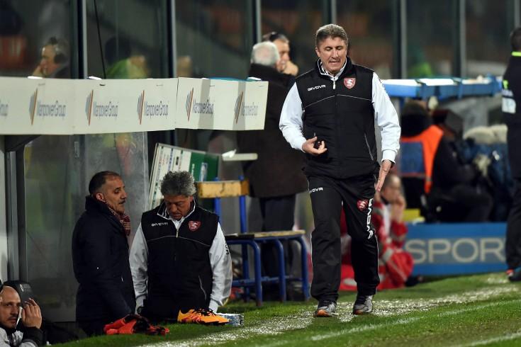 """Torrente: """"Tanti errori ma l'espulsione ha condizionato il match"""" - aSalerno.it"""