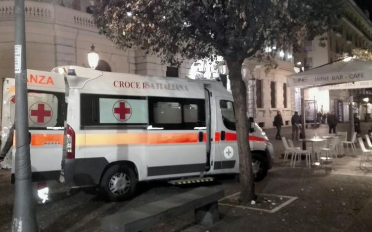 Anziano colto da malore sul corso, interviene la Croce Rossa - aSalerno.it