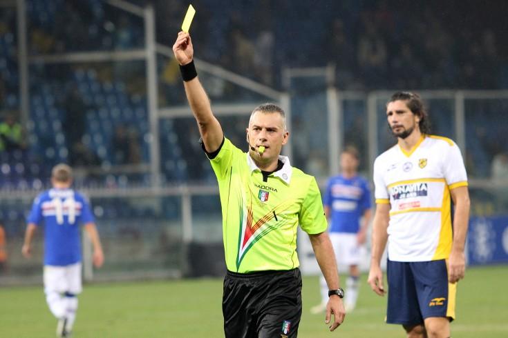 Leonardo Baracani dirigerà il posticipo di lunedi sera a Cesena - aSalerno.it